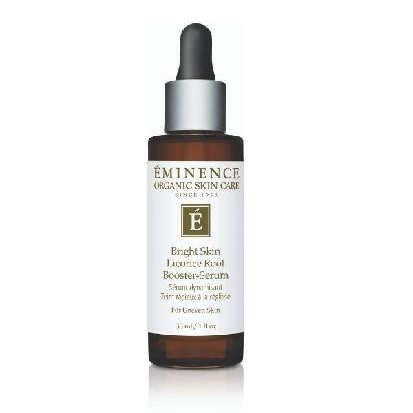 Clear Skin Willow Bark Booster Serum - I think it's extremely important to treat the skin post waxing or tweezing. Some people are prone to breaking out and you should always soothe, disinfect and treat the skin afterwards. One of my favorite products to do that with is Eminence Clear Skin Serum. It has tea tree and willow bark in it which helps calm, detox and purify the skin. It helps prevent breakouts and heal irritation. It's really incredible for post-treatment!