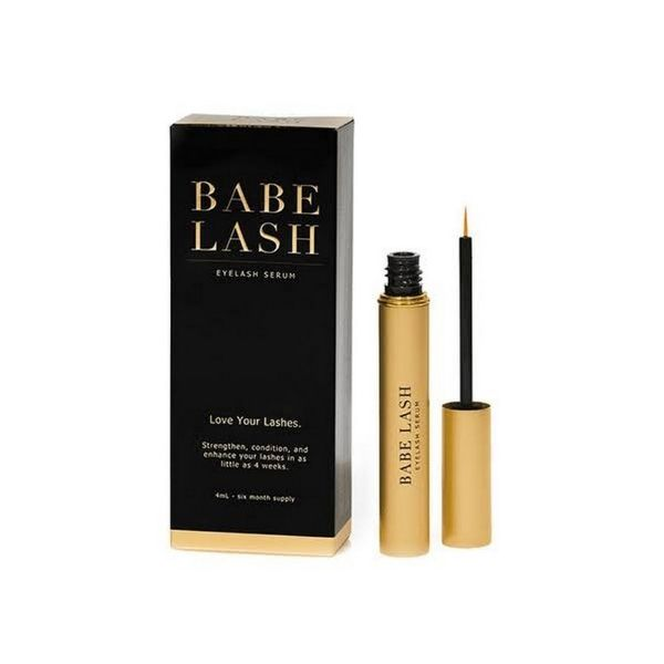 Babe Lash - This is my favorite lash and brow growth serum. It's called lash serum, but you can use it for both. Any growth serum for your lashes you can use on your brows as well. I've had so many clients have great success using this and I personally have too. If you can't get your eyebrows to grow you should definitely give this a shot.