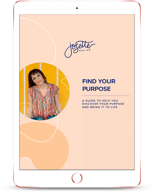 FIND YOUR PURPOSE EBOOK - When you find your purpose and live it, you inspire others to do the same. And this is how you personally have an impact that reverberates throughout the world.$39.99