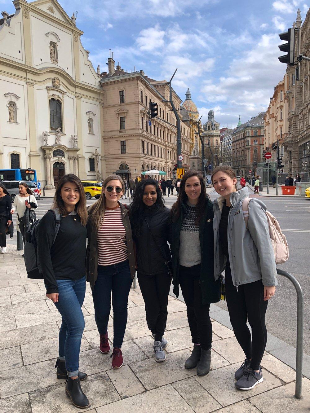 Girls budapest Budapest Clubs