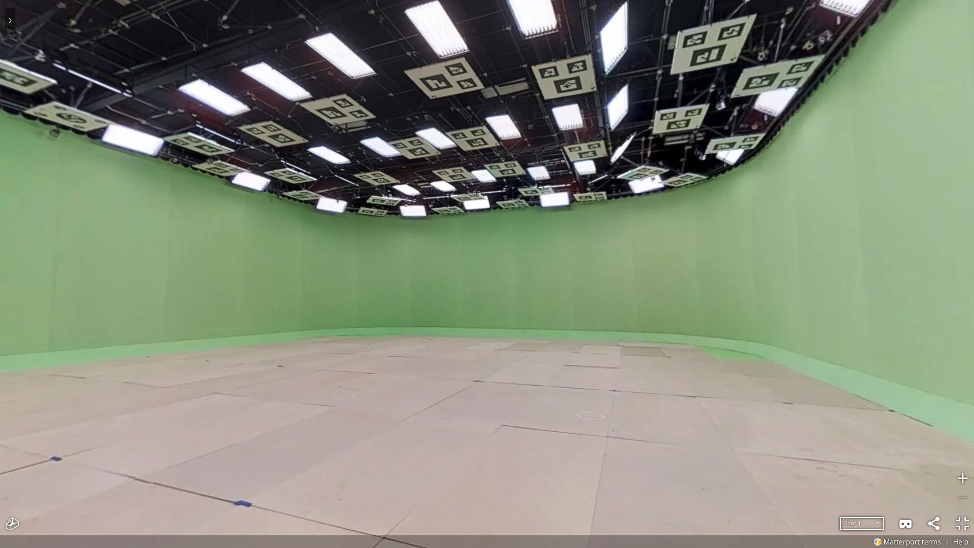 360 Green Screen