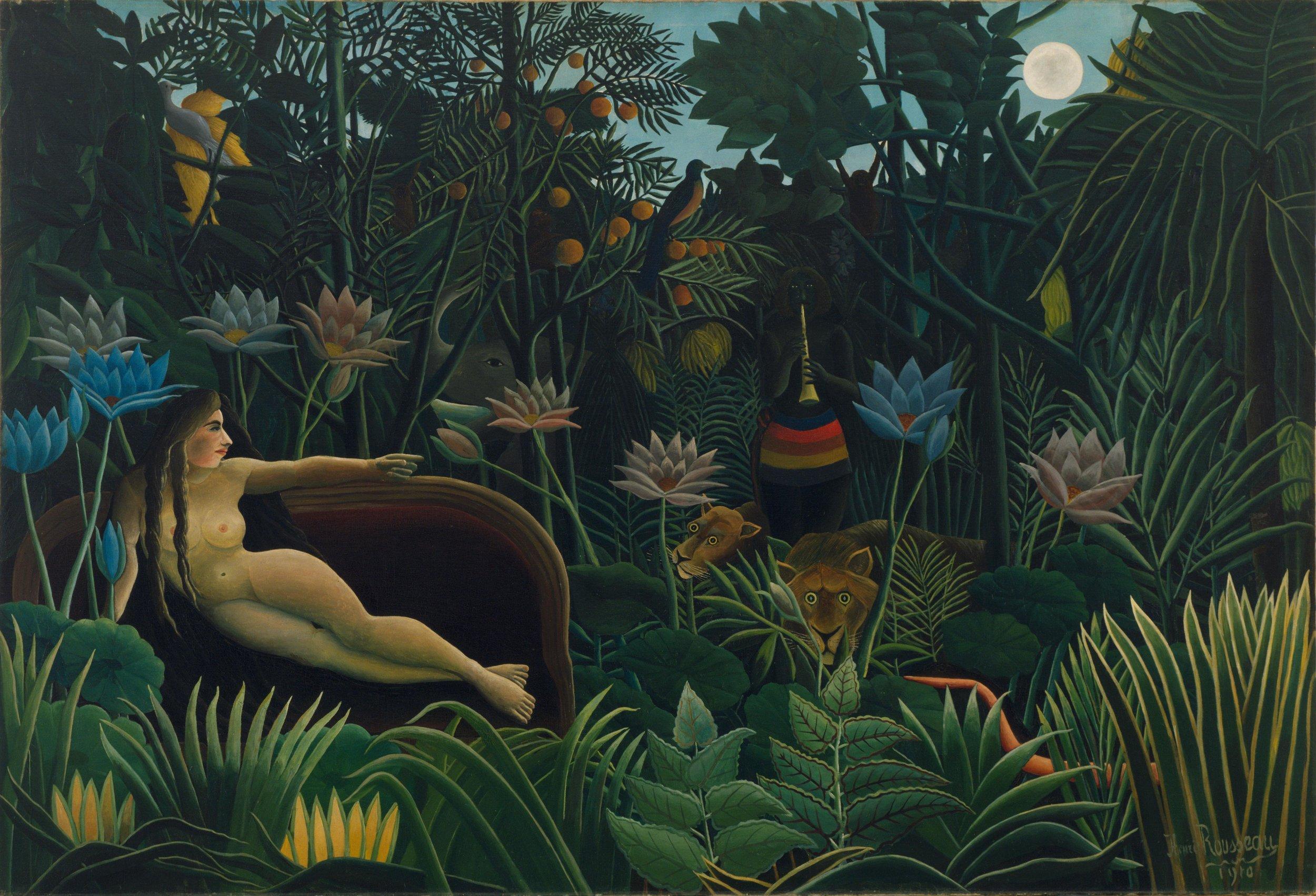 Le Reve, Henri Rousseau