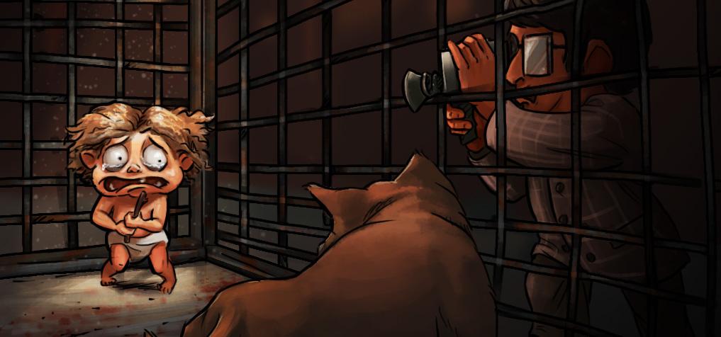 A crueldade contra crianças é um dos temas principais de 2Dark