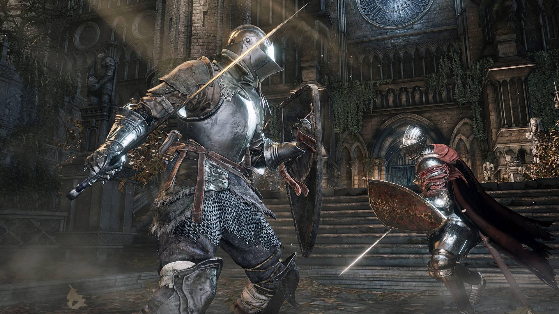 A série Souls contribuiu para que o Japão recuperasse sua relevância no ocidente