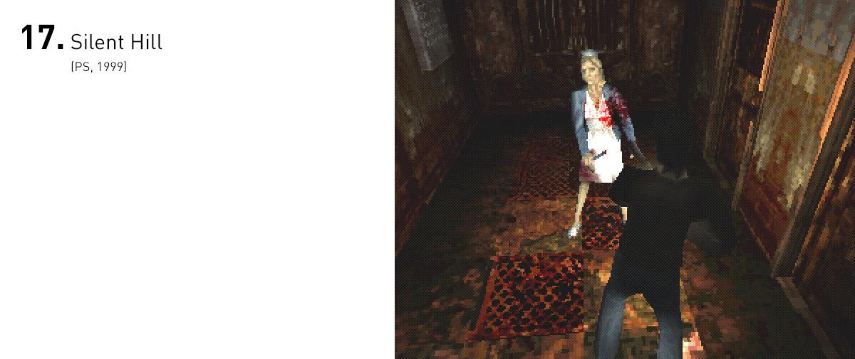 Silent Hill chocou com uma sutileza que os jogos de terror ainda não haviam apresentado. Em vez dos sustos gratuitos, deixava o jogador apreensivo e inquieto com seu clima sinistro e opressor.