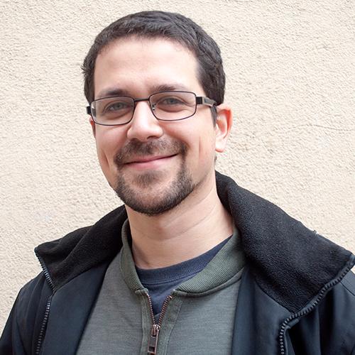 Edmundo Bordeu, um dos fundadores da ACE Team