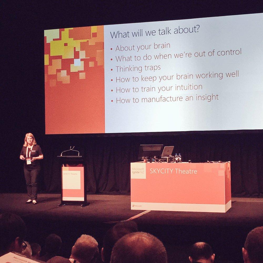 Mel Rowsell keynote speaker