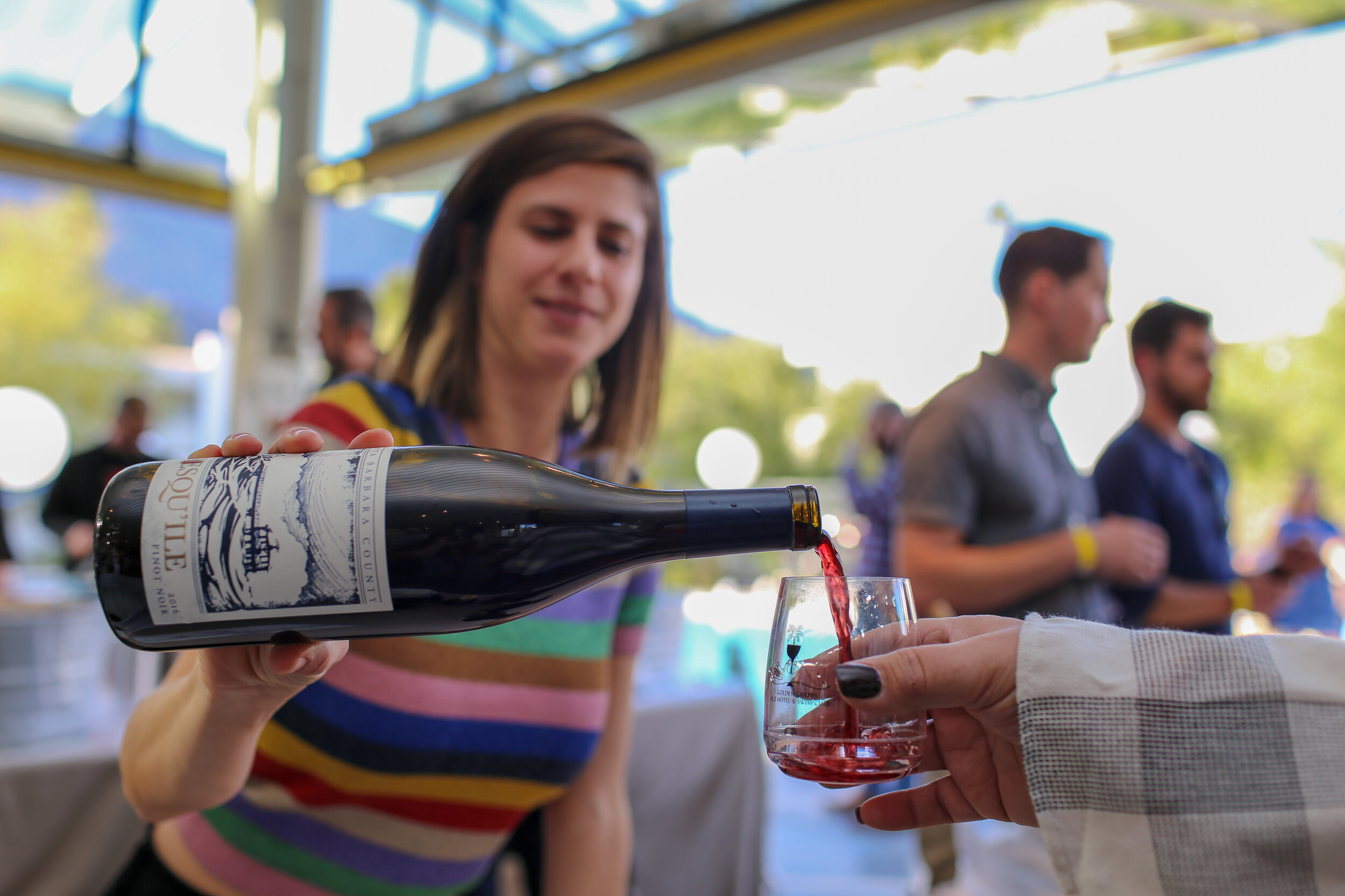 Palm SpringsWine Fest - Let's be honest. Most people have a pretty generic, polarized view of what California wine is: big, expensive Napa cabs or Two-Buck Chuck. But in recent years, a new guard of winemakers has been shaking up the style. Palm Springs Wine Fest is dedicated to these creators. Founded by Dead or Alive owner Christine Soto, the nonprofit brings educational wine events to the Coachella Valley, from seminars and trips to wine dinners and trainings.LEARN MORE.