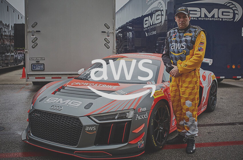 Amazon Web Services - Developing a Track Suit for Vegas Racing Competition