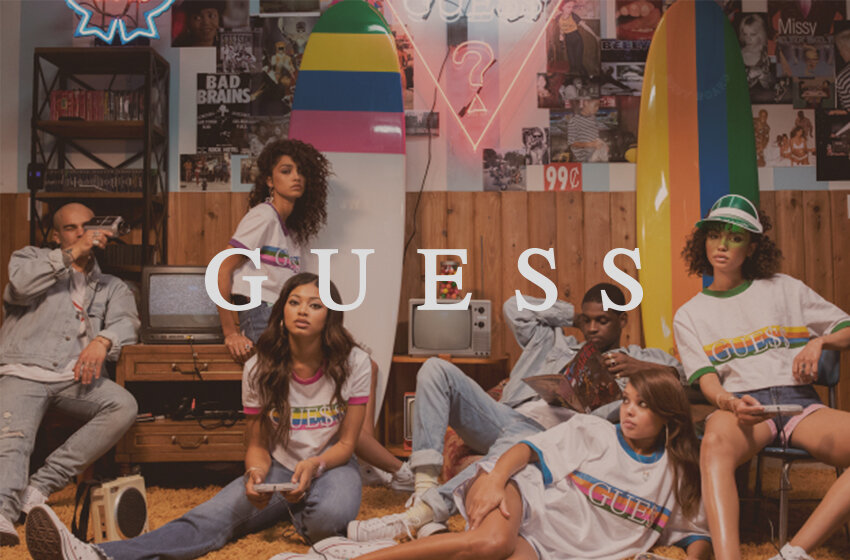 Guess - Developing promotional products for Retail stores & Customers