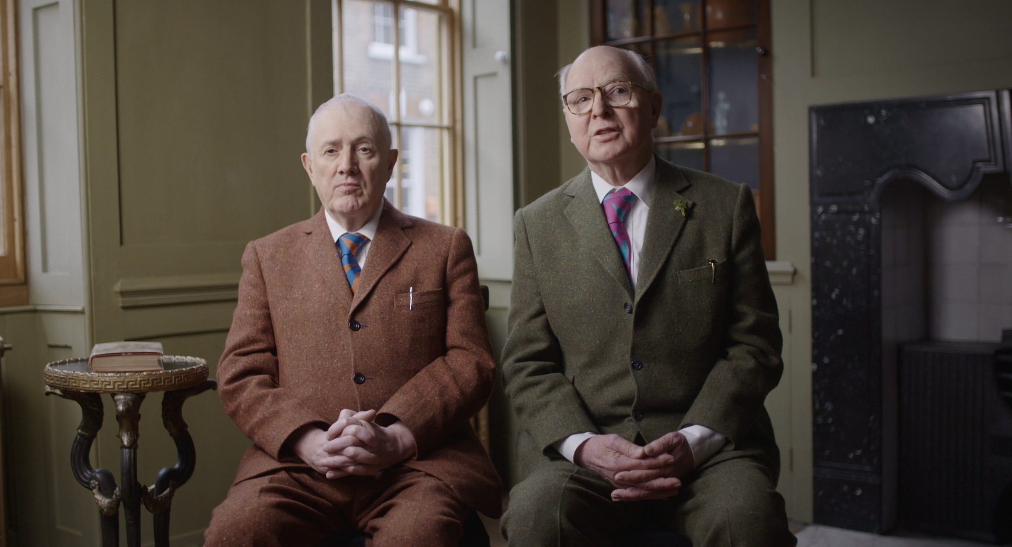 Gilbert & George, artists Project #3