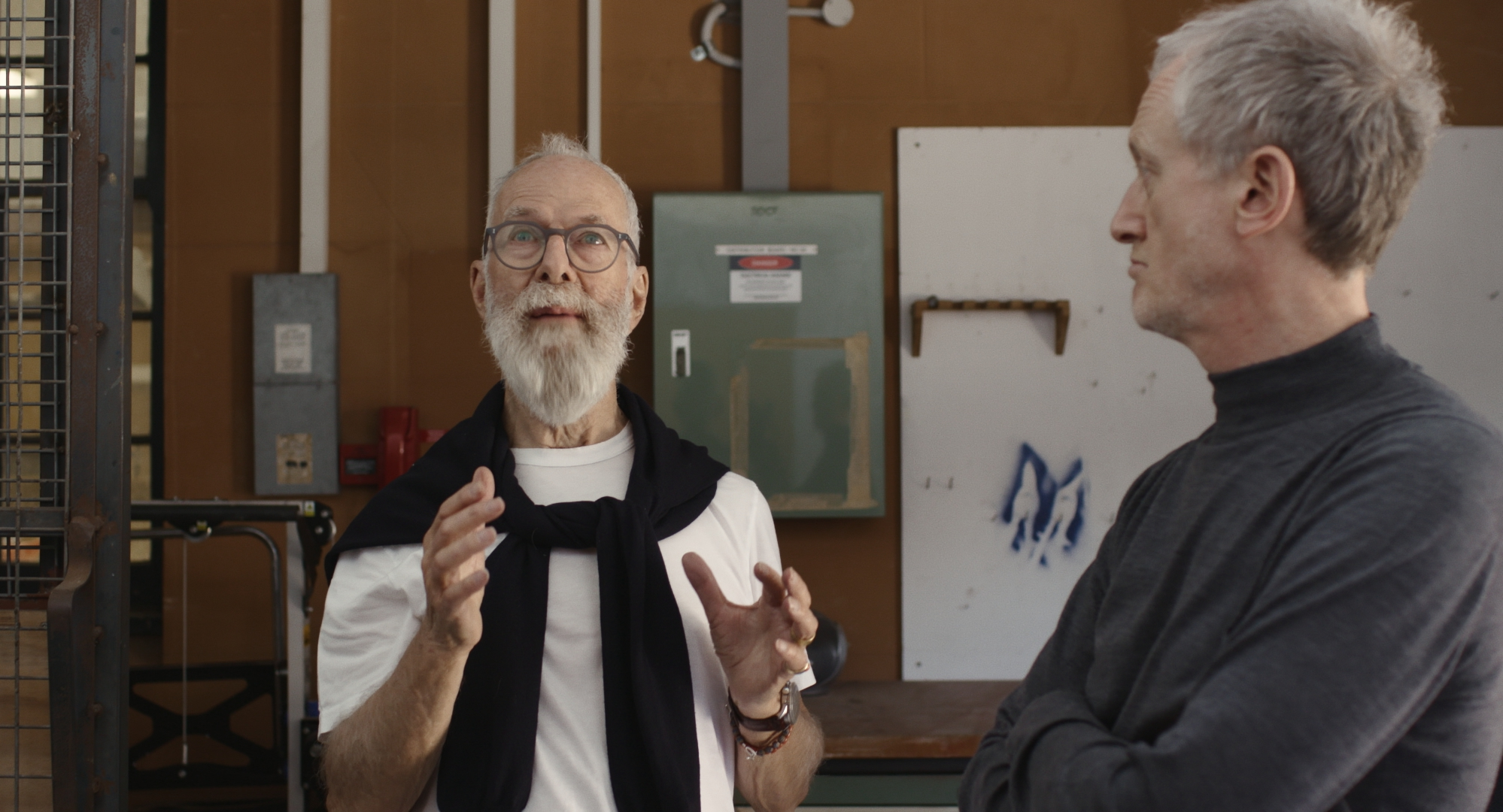 John Kaldor AO and Michael Landy discuss the design of the 50th exhibition at the Art Gallery of NSW