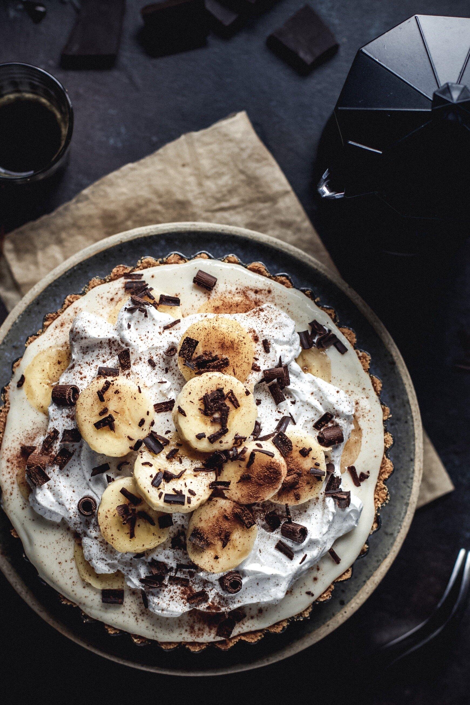 Banana Cream Pie Cupcakeree