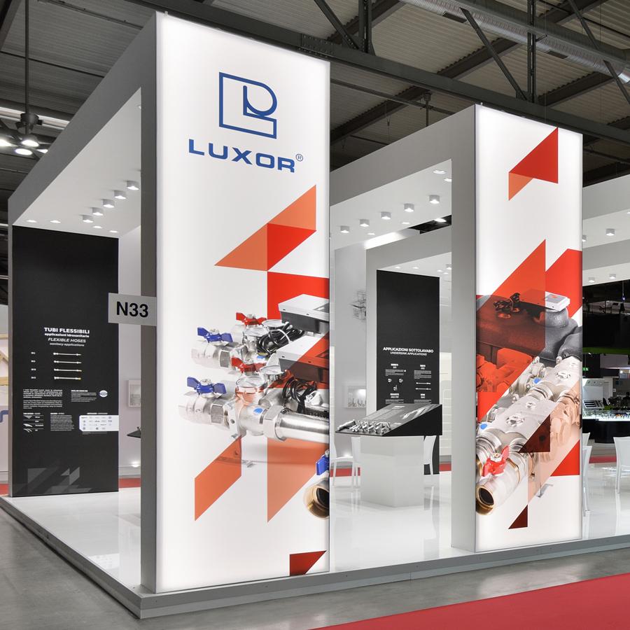 LUXOR - Oltre 50 anni di dedizione alla qualità e distribuzione internazionale in più di 7 paesi.