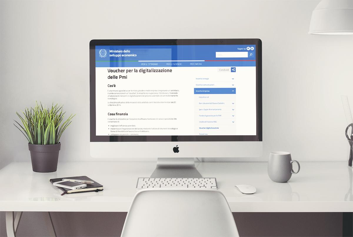 Al via il bando di digitalizzazione aziende