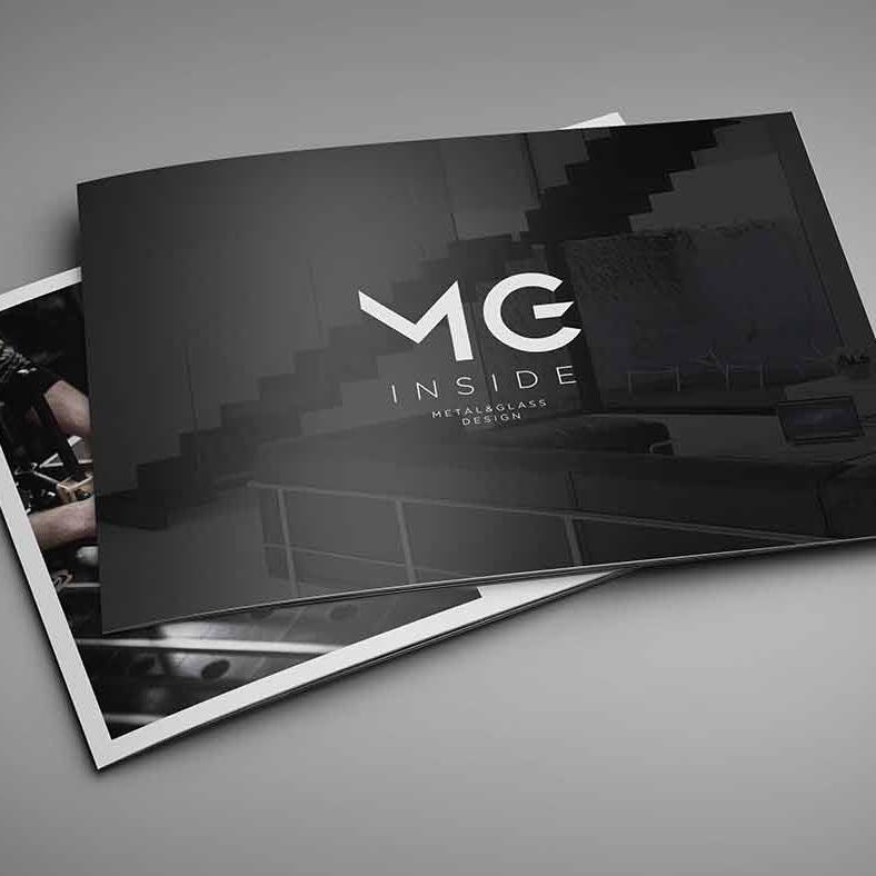MG Inside - Metallo e design allo stato puro per un progetto minimale
