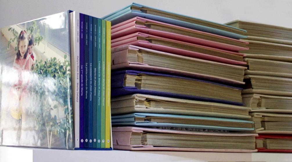 Maria Debahy's albums and photobooks