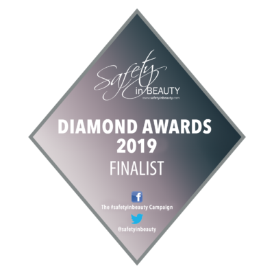 'Best Patient Journey' Finalist by Safety in Beauty Diamond Awards 2019