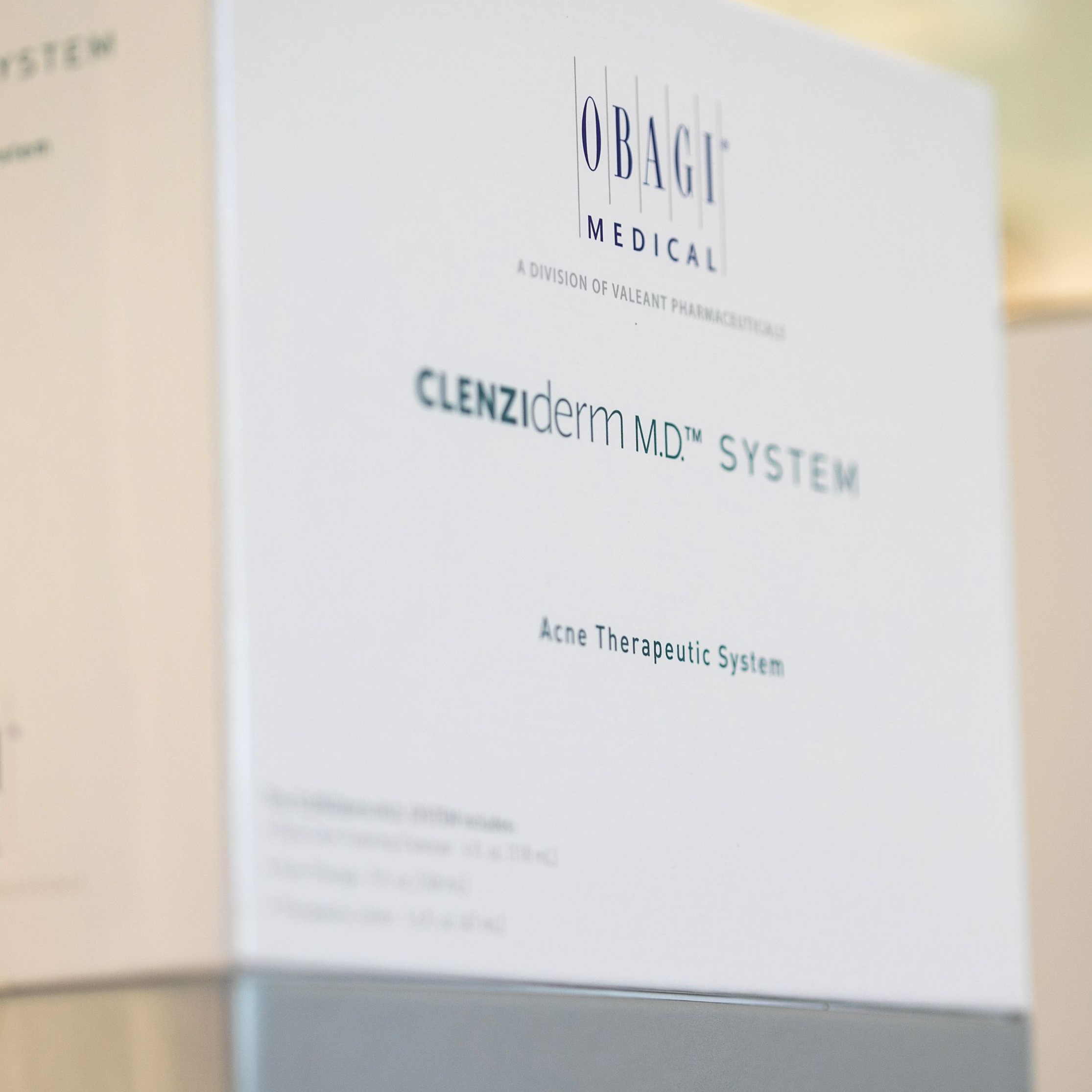 CHEMICAL PEELS - OBAGI™ - A medium-depth facial peel that works to reveal younger, healthier-looking skin one layer at a time.
