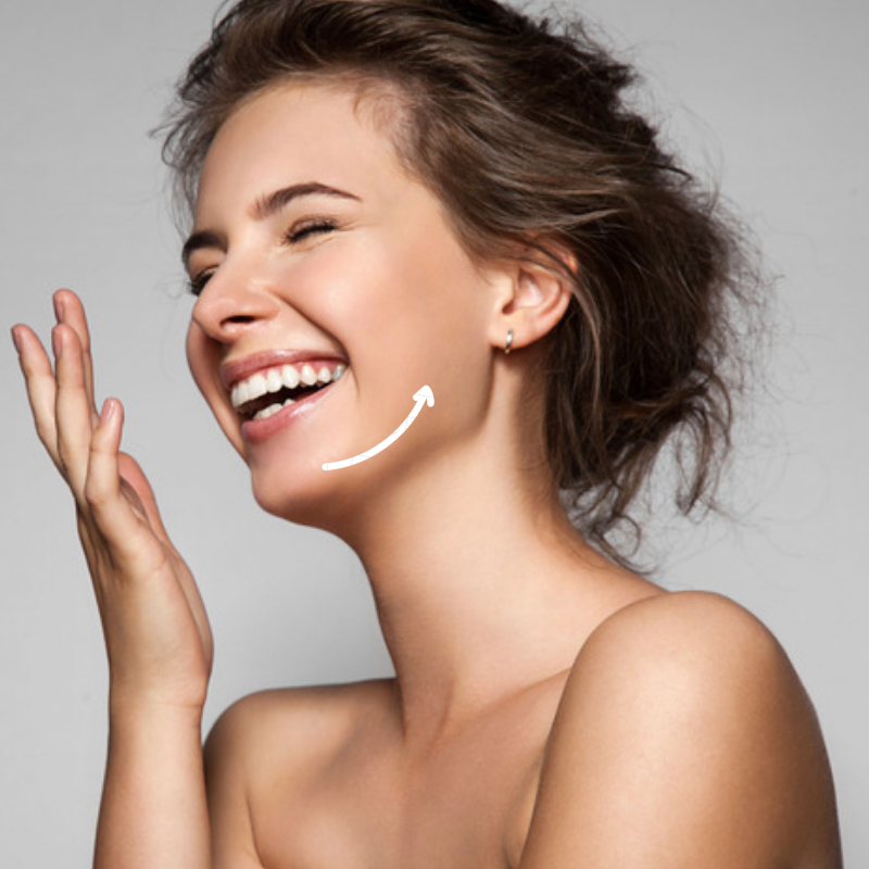 The Ultimate Jawline£1950 - CoolSculpting of Double Chin + Fillers to Chin / Jawline