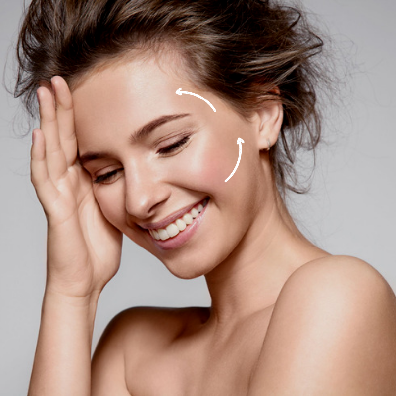 Facial RejuvenatioN £2350 / £3045 - Total Non-Surgical Lift (Dermal Fillers), Plasma Pen to Upper Lids and Brow, Micro-needling for Face. Upgrade: + 2 Profhilo Courses