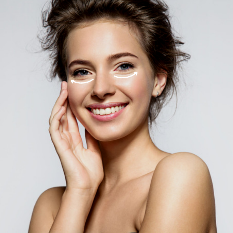 cosmetic eyelid surgery - Blepharoplasty Surgery removes sagging skin around the eyes, giving the appearance of brighter and younger eyes. Great for removing excess skin that would not be treated with just injectables.