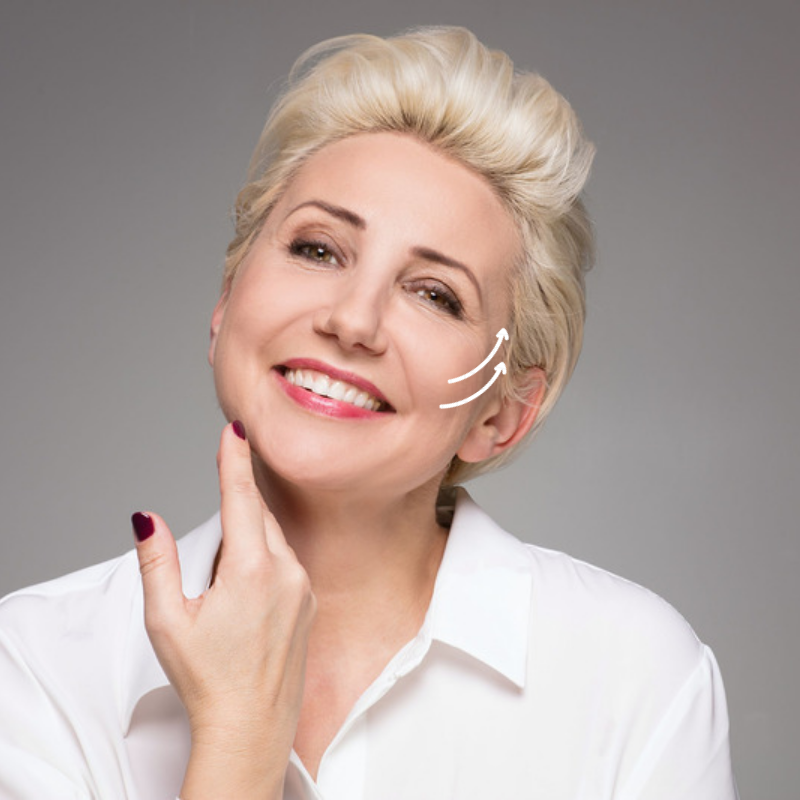 face & neck lift - Facelift surgery is a cosmetic procedure commonly used to tighten and smooth out facial skin. You can expect to look between 7-10 years younger once fully recovered from a facelift.