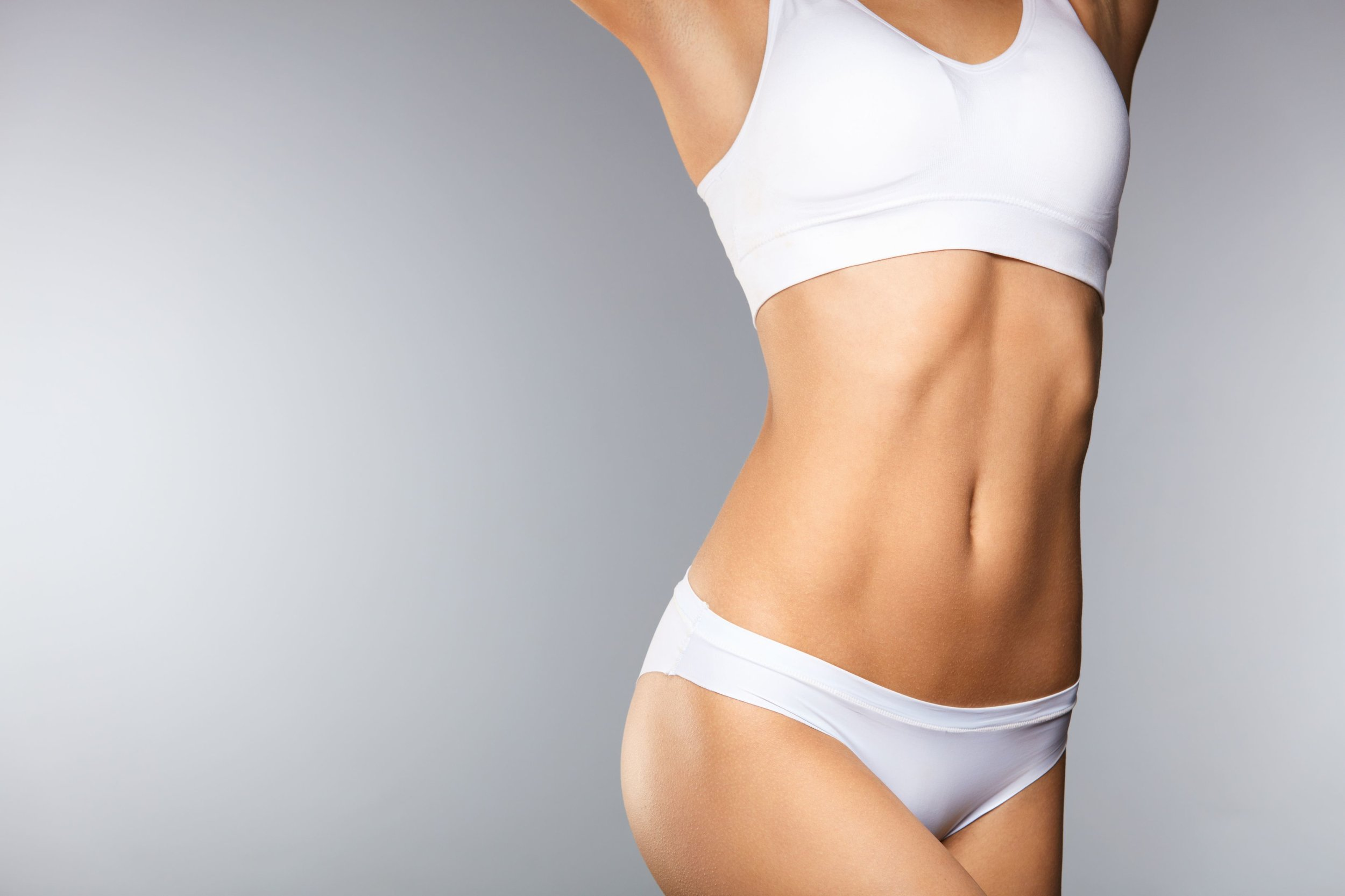 BODY - Procedures to tone areas such as abdomen, arms & thighs; and remove scars & moles.