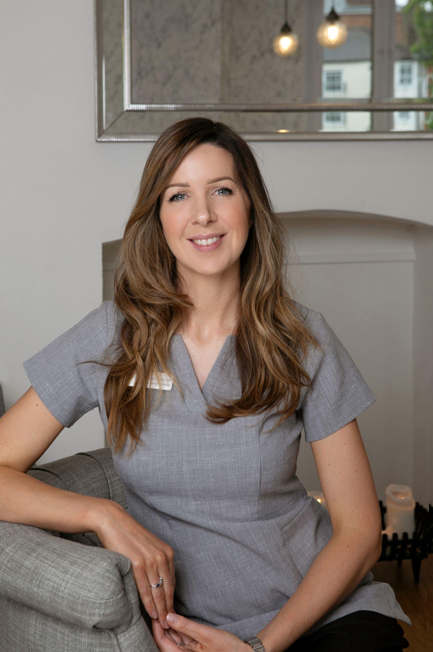Jenna Barclay Aesthetic Nurse, Eterno 360 UK