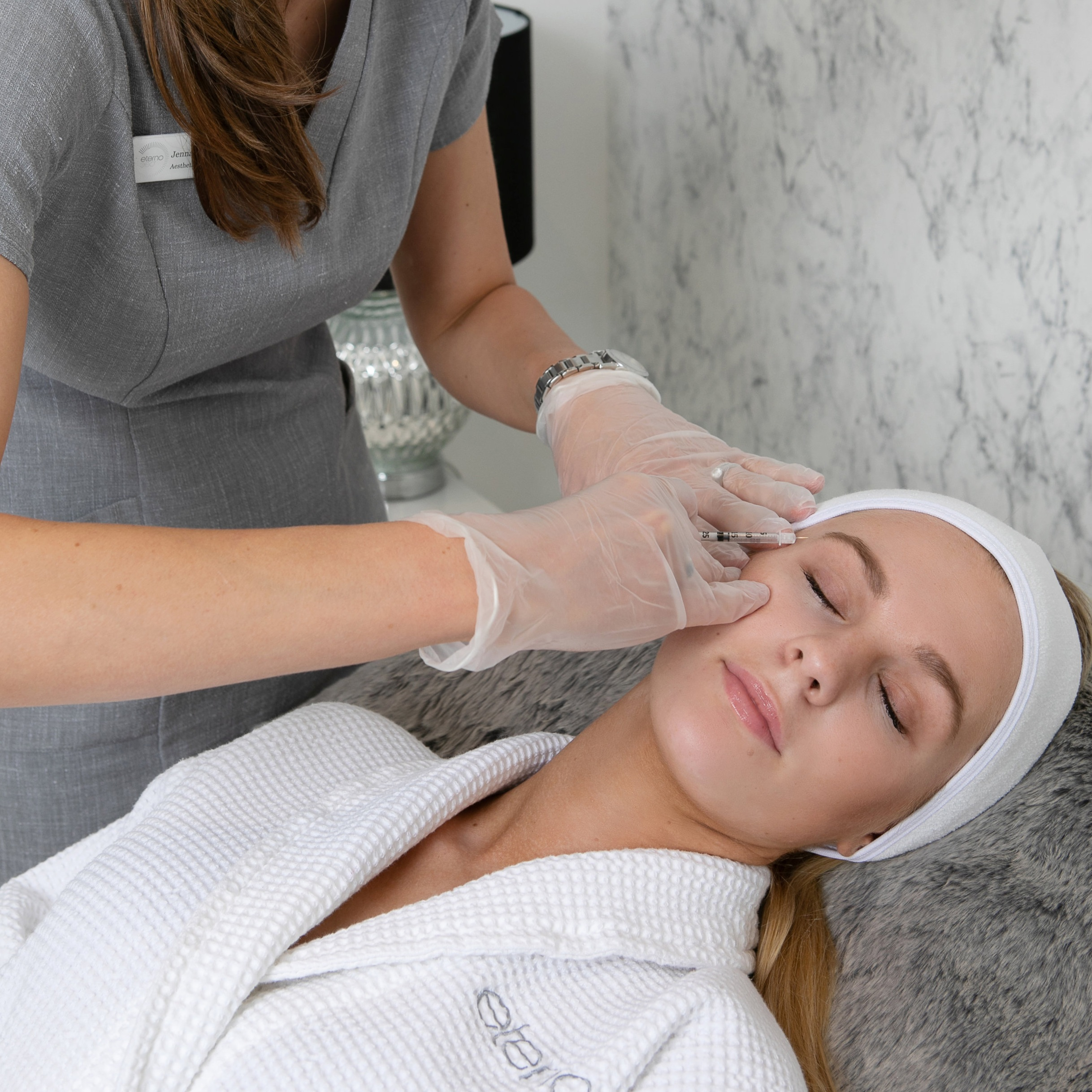 PRP Therapy - Platelet Rich Plasma Therapy utilises your body's own ability to regenerate to revitalise skin & hair.