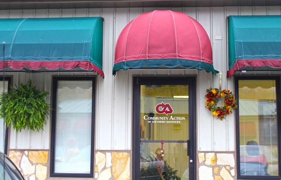 Community Services  109 Ashley Plaza Circle Morgantown, KY 42261