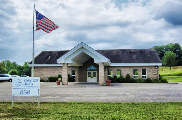 Tompkinsville Senior Center  800 Capp Harlin Rd PO Box 551 Tompkinsville, KY 42167
