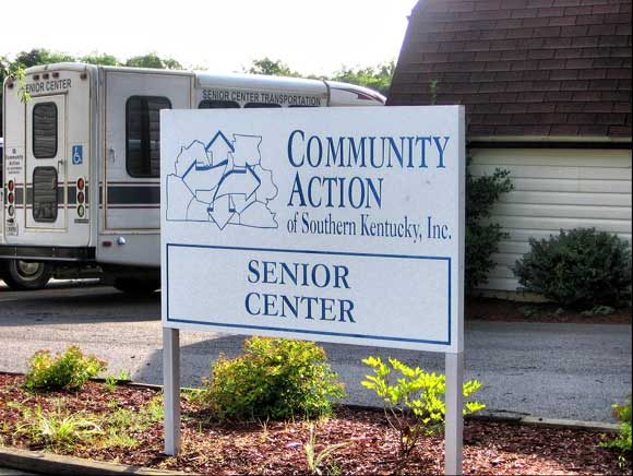 Senior Center  1301 Crestmore Franklin, KY 42135