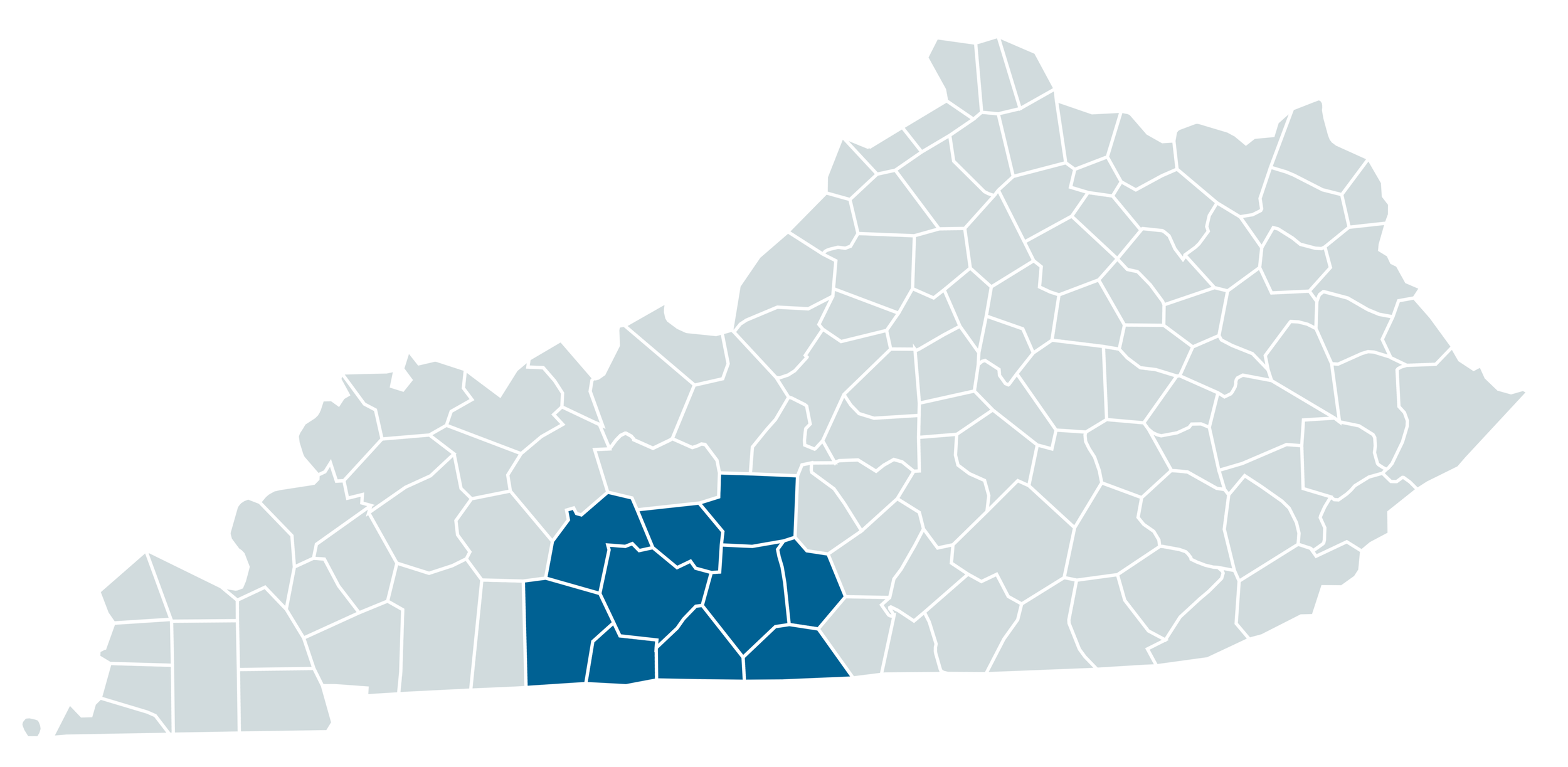 - Our 10 County Service Area in South Central Kentucky