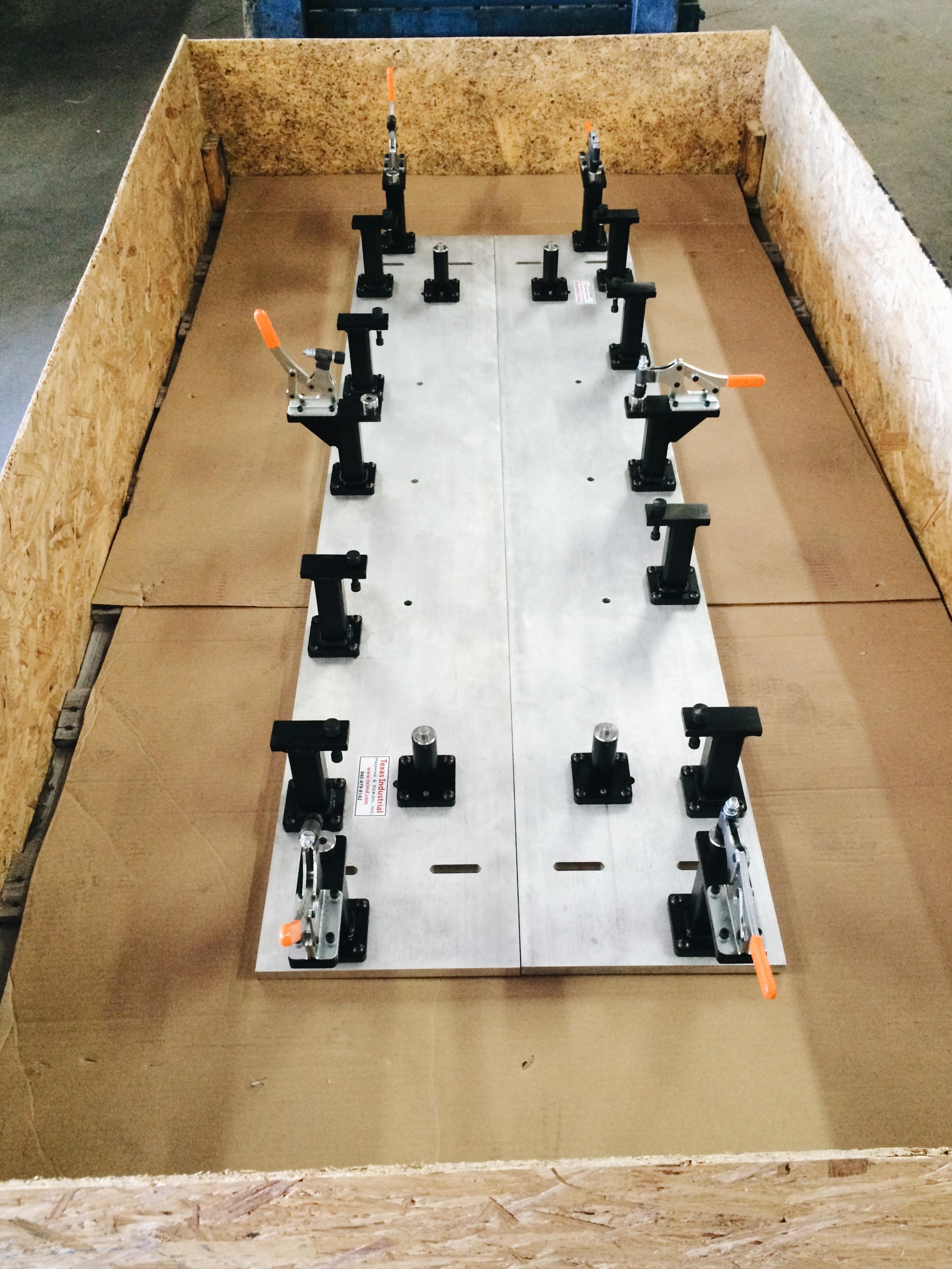 Texas Industrial 46 Assembly Fixture.JPG