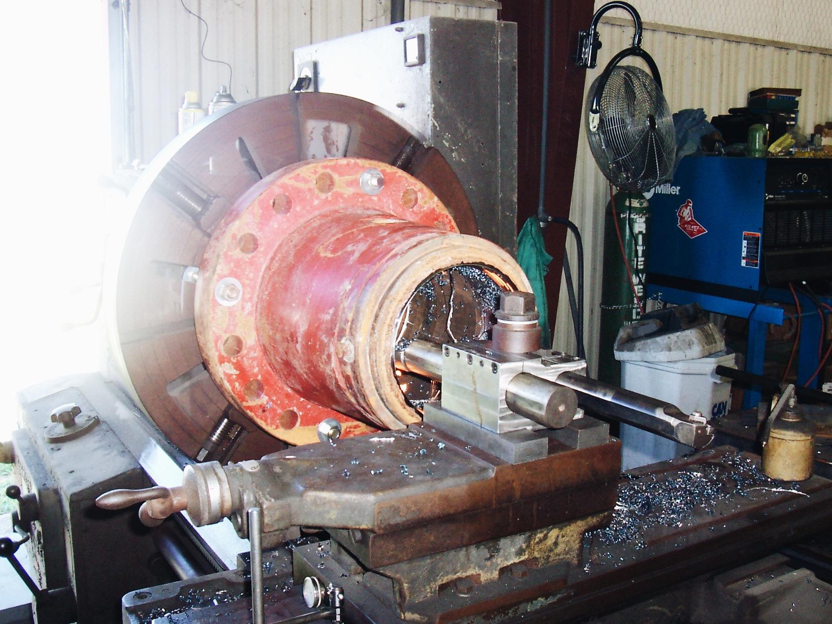 Texas Industrial 30 Machining.JPG