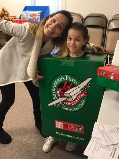 Operation Christmas Child  Learn More
