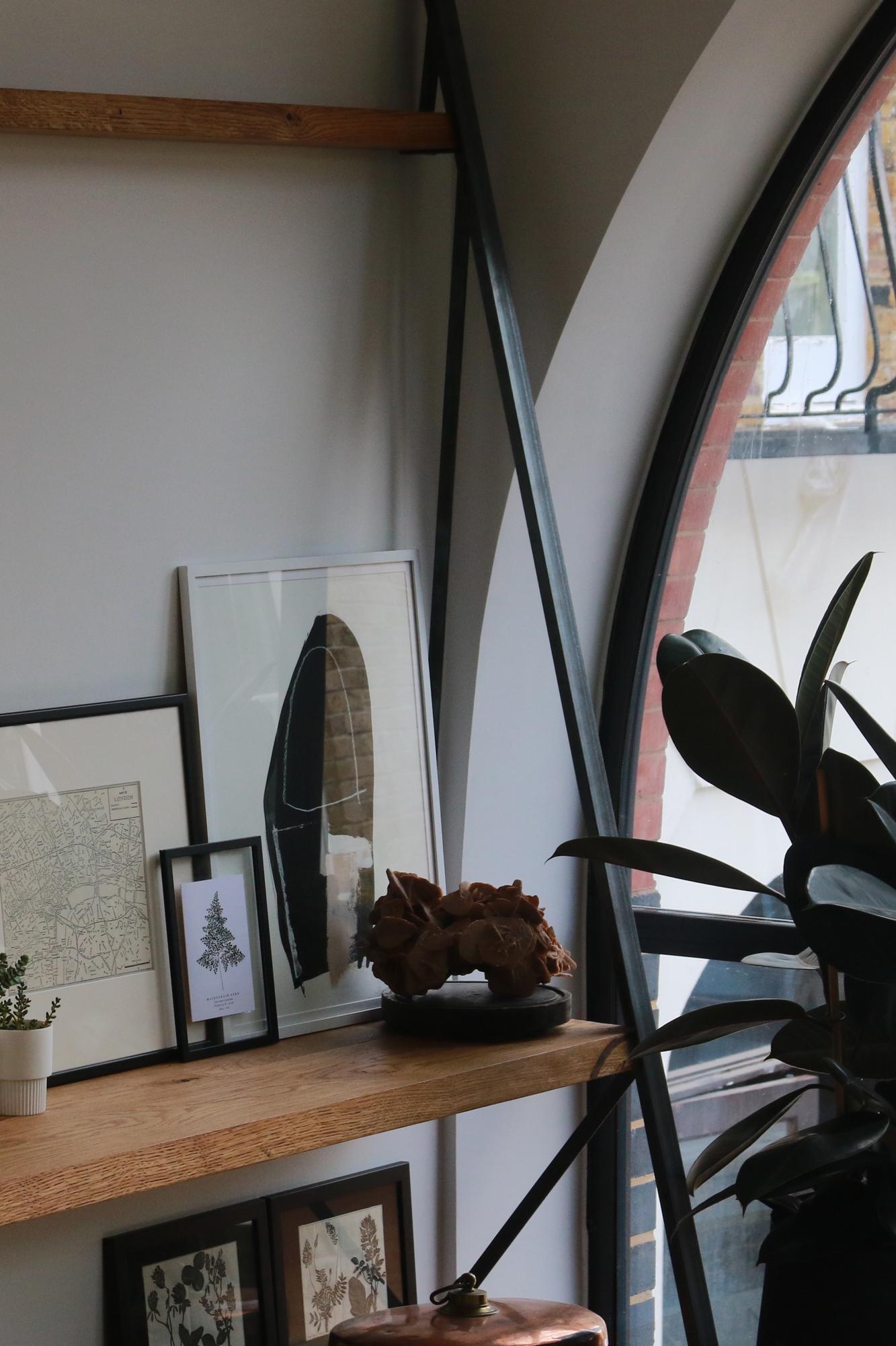 Custom Bookcase Interior Design by McCarthy & Co