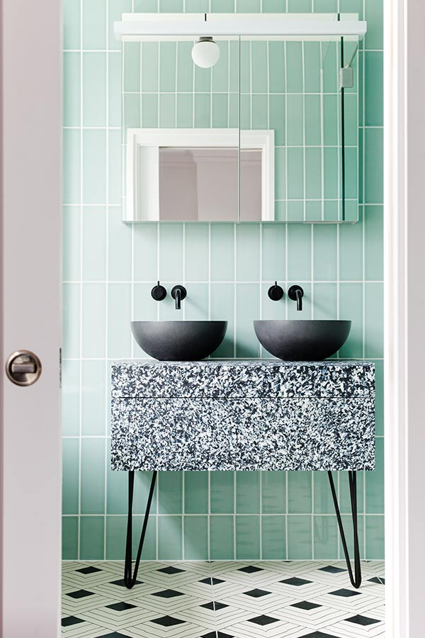 Cabinet using Smile Plastics - by 2LG Studio