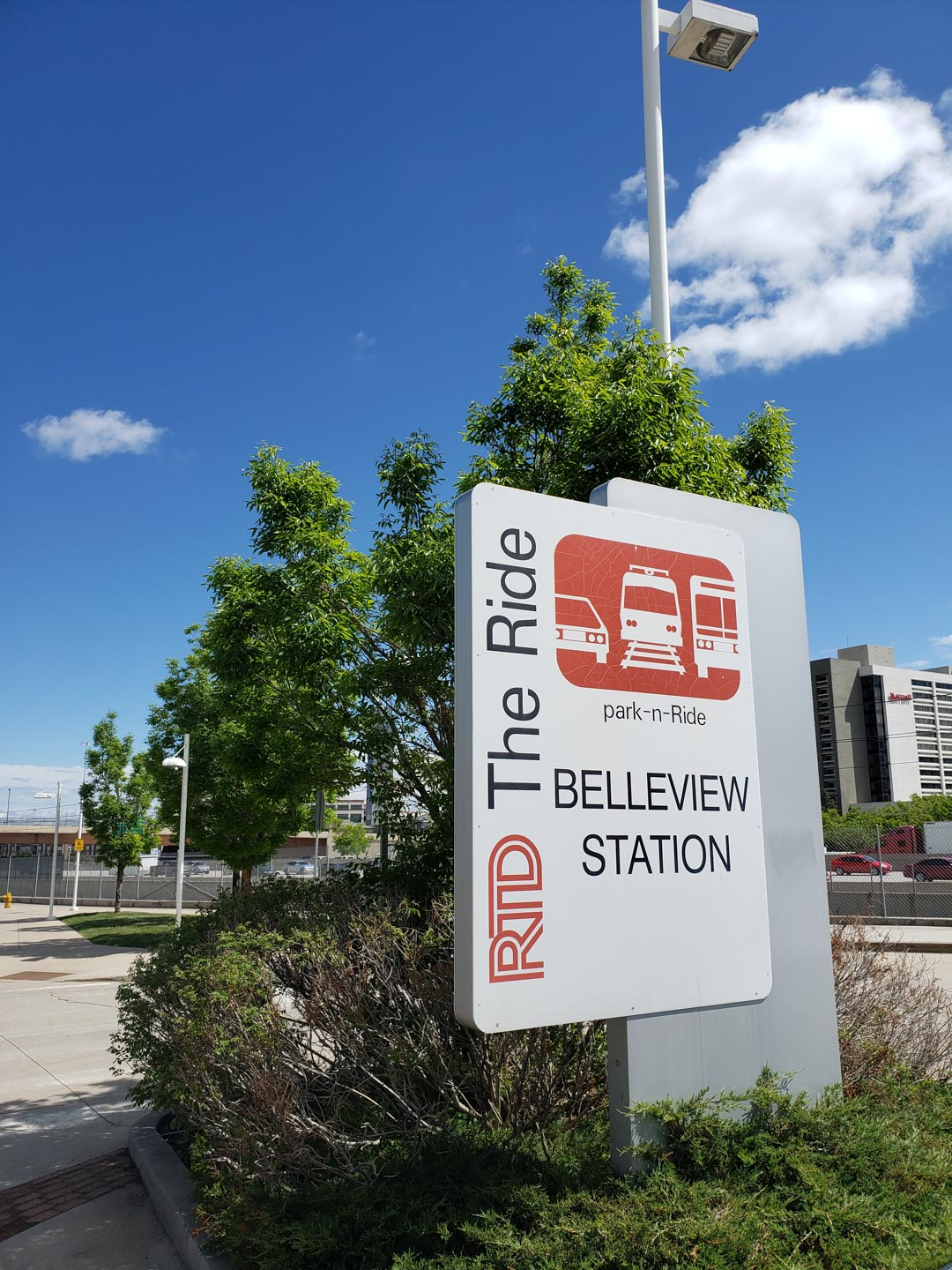 RTD at Belleview Station