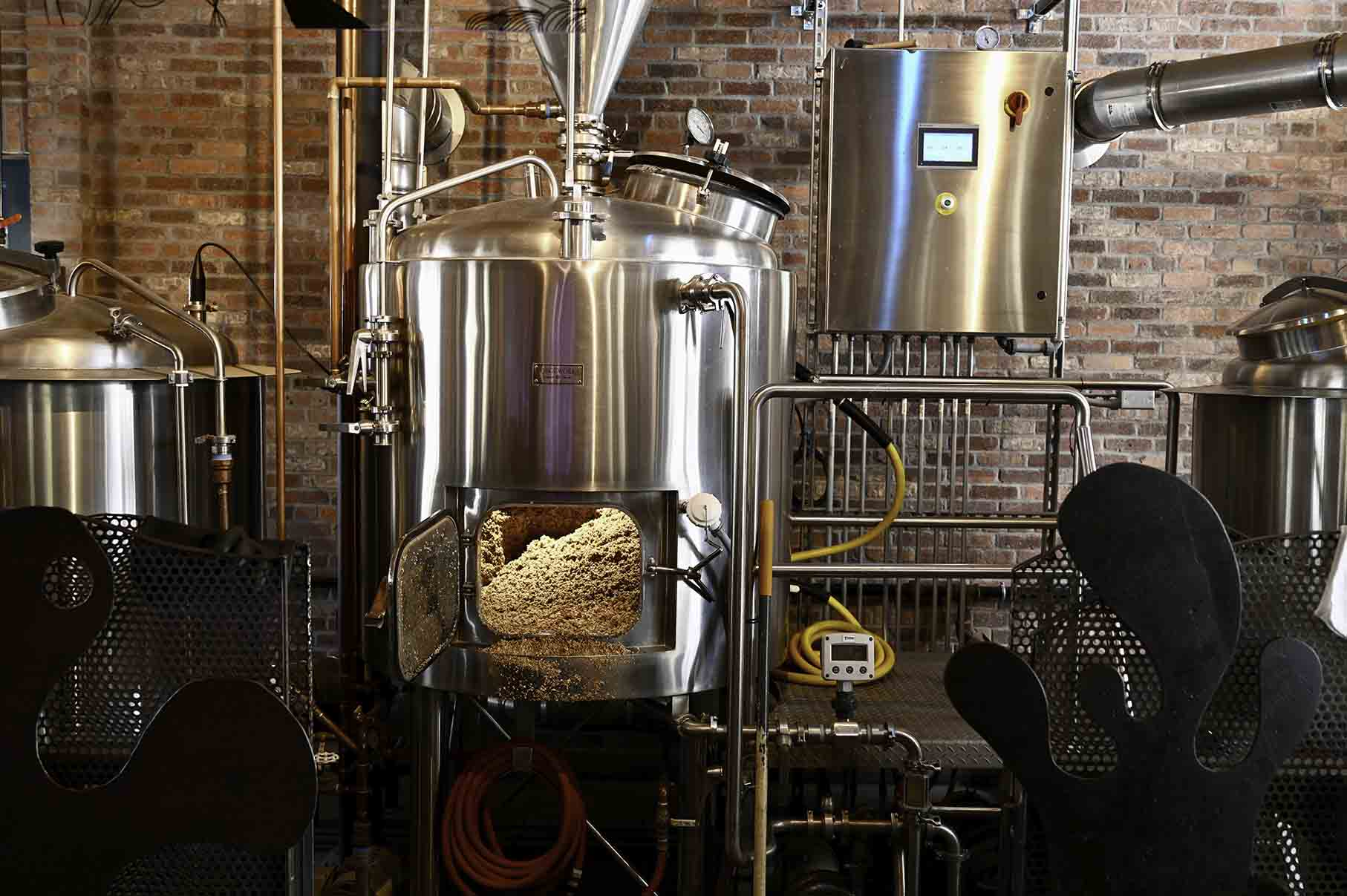 Foam Brewery, Burlington, Vermont