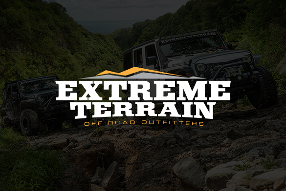 - ExtremeTerrain.com is one of the largest suppliers of Wrangler aftermarket parts and one of the most well thought of by enthusiasts. This is why Raxiom exclusively offers its complete selection of 1987-2019 Jeep parts