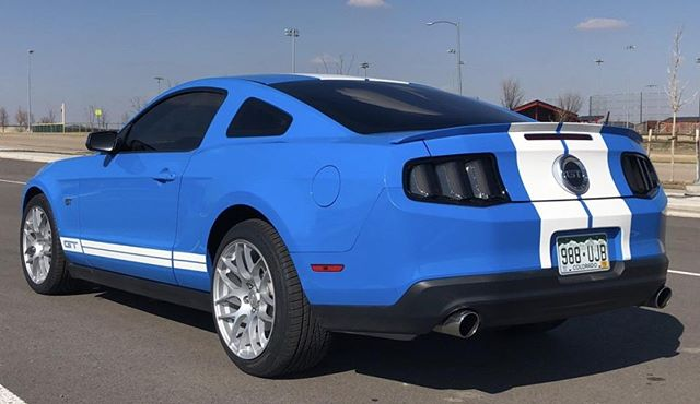 What are your thoughts on the Vector V2 Tail Lights? #Raxiom #AllThingsMustang #FordPerformance #Mustang #405839