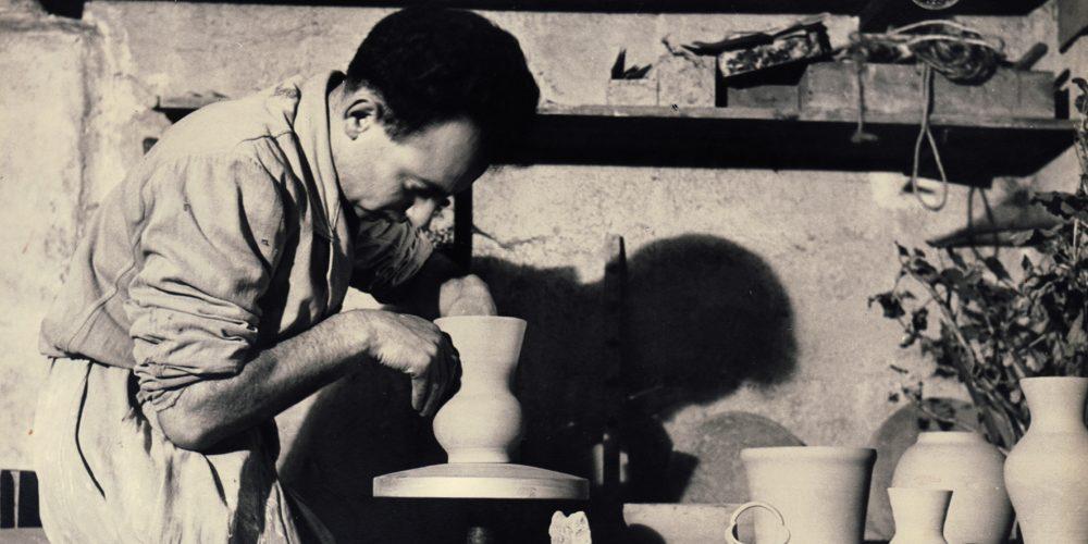André Georges en 1947