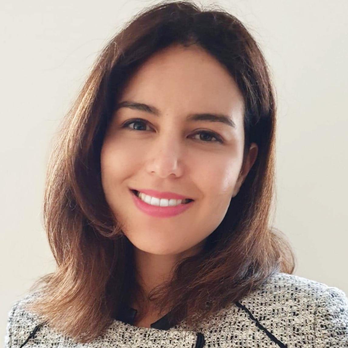 Raiha Buchanan - Podcast co-host and CEO