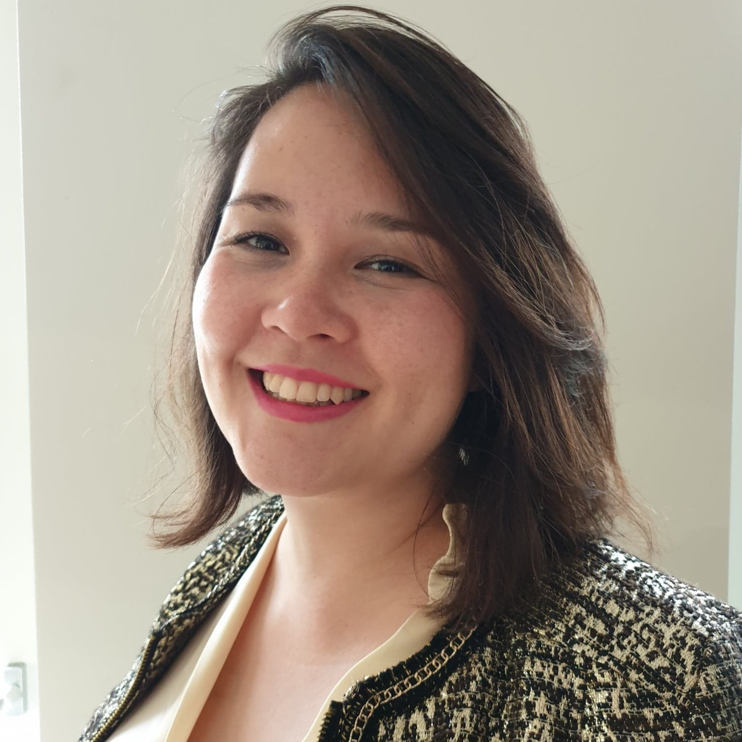Sarah Kok - Podcast co-host and Head of Partnerships