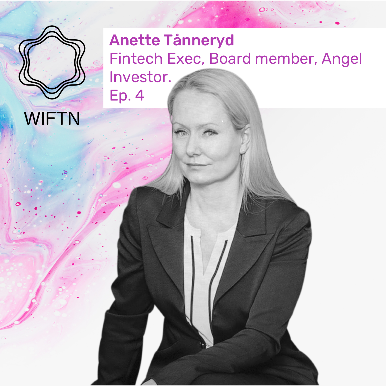 Ep.4Anette Tånneryd - Ever wondered what it takes to become a board member? An angel investor? Curious to hear it from a person who has had a career ranging from entrepreneur, to Fortune 500 and back again?Then don't miss out this episode with Anette Tånneryd.Link to episode