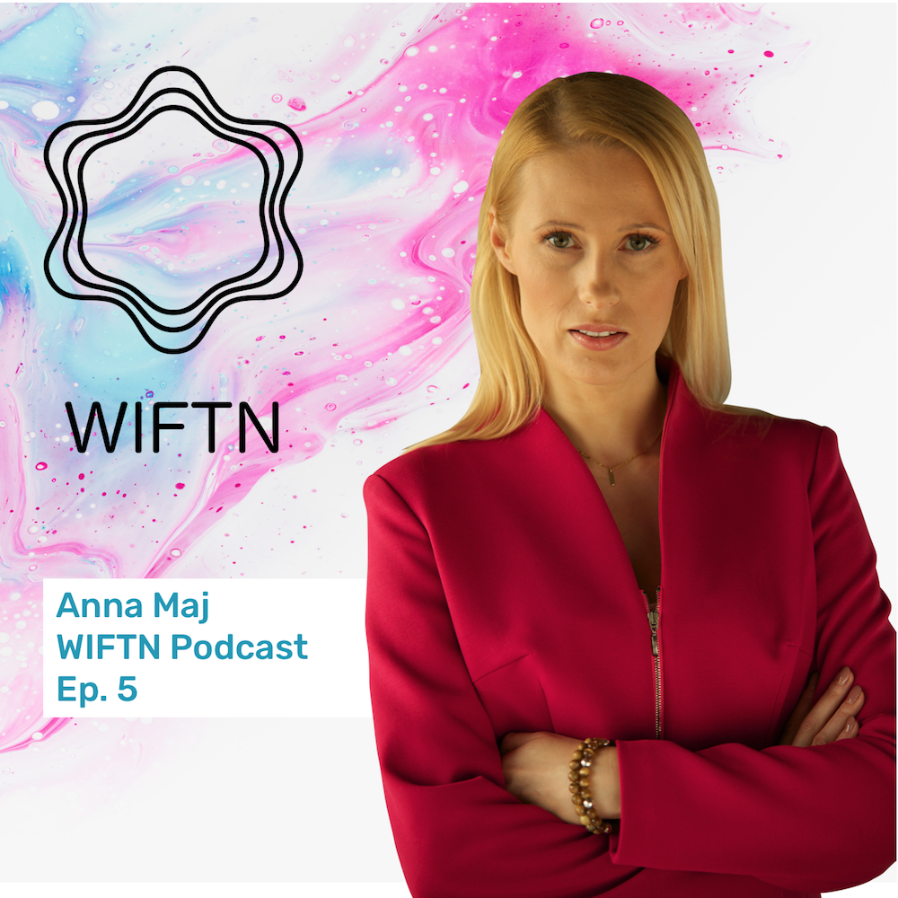 Ep. 5Anna Maj - Anna Maj is quickly becoming a legend within the global Fintech space. Anna has over 20 years of Fintech/Financial Services experience, and has been included in numerous global top lists - including Top 100 Women in FinTech 2019 List (Lattice80, March 2019) and the 20 Most Influential Women in Payments (Cashless.pl, 2019). Today Anna is the Fintech leader at PWC, board member, ambassador for EWPN (a great initiative for European women in payments) and acts as a mentor. Not to mention, Anna holds an MBA and is finalising her PhD. This superhuman woman is definitely an inspiration for anyone looking at the Fintech scene.Link to episode