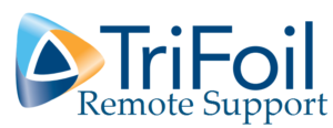 Please click image to download TriFoil's Team Viewer quick support