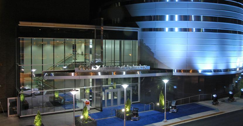 FedEx Institute of Technology, University of Memphis, TN.
